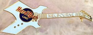 Hard Rock Cafe MELBOURNE 1998 BC Rich Warlock GUITAR PIN - HRC Catalog #5440