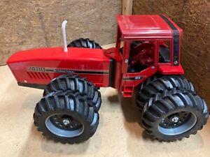 Rare Vintage NIB IH International 7488 Special edition farm toy tractor 2+2 1/16