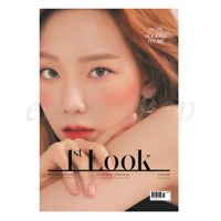 1st LOOK 퍼스트룩 Korea 2020 June Whole Magazine TAEYEON DAVICHI Kang Min Kyung etc.