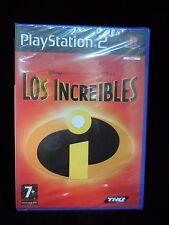 Los increibles nuevo y precintado para playstation 2
