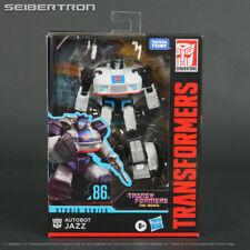 JAZZ Transformers Studio Series 86-01 Animated Movie Deluxe Hasbro 2021 New