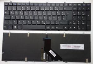original Tastatur Wortmann Terra Mobile 1749 beleuchtet Backligt Keyboard