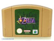 N64  Nintendo 64 game The Legend of Zelda: Majora's Mask cartridge