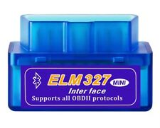 Mini ELM327 Bluetooth OBD2 II Car Code Reader Scanner Tool OBDII TORQUE -Android