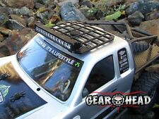 Gear Head RC 1/10 Scale Honcho Slim Line Roof Rack with Light Bar Mount GEA1288