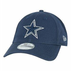 Dallas Cowboys New Era 9TWENTY NFL Classic Relaxed Adjustable Football Cap Hat D