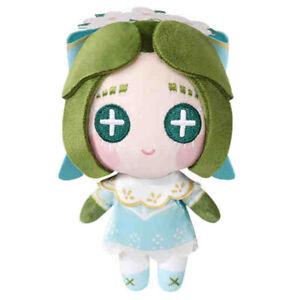 Identity V Doctor Emily Dyer Cute Plush Doll Keychain Cartoon Stuffed Toy Anime