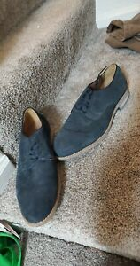 Kenneth Cole Blue Suede Shoes size 13