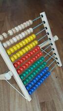 Abakus Rechenschieber Holzspielzeug IKEA