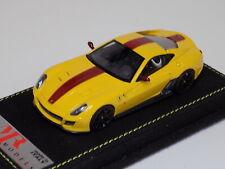 1/43 MR Collection Ferrari 599 GTO in Yellow with Burgundy Stripe  GP122