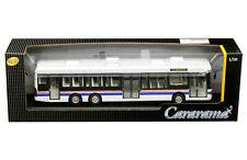 SCANIA OMNILINK BUS WHITE 1/50 DIECAST MODEL BY CARARAMA 56702 W