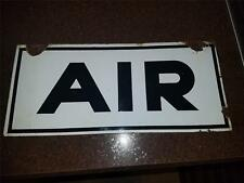 Vintage Porcelain Air Sign From Cities Service Gas Station Oil Gas Sign