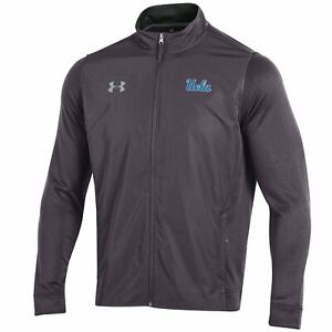 UCLA Bruins NCAA Men's Under Armour French Terry Full Zip Jacket, 3XL, NWT