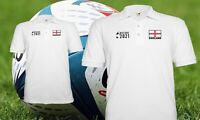 England Six Nations Rugby - Polo Shirt 2021 WIN
