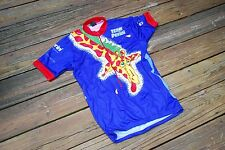 Team Perini Youth Medium Colorful Cycling Jersey