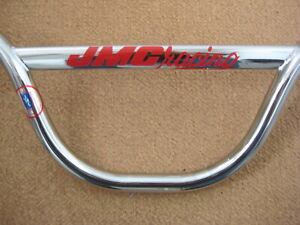 JMC old school bmx fab bars