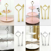 Home Cake Plate Stand Cupcakes Fittings Wedding Party Serving Dishes Decoration