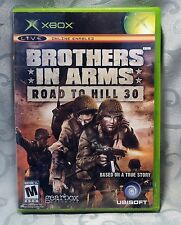 Brothers in Arms Road to Hill 30 Original Xbox Game Complete - NTSC