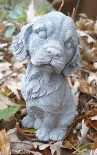 Latex dog mold multi breed plaster concrete casting mould