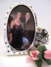 "Brighton ""FIREWORKS SISTER"" Picture Frame (MSR$26) NWT/Box"