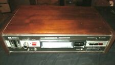 VINTAGE NIVICO JVC CHR250UB  STEREO 8 TRACK RECORDER~TESTED~BOTH PLAY AND RECORD