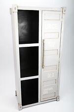 """Design-Schrank Schrank Retrolook """"Container"""" H 112 cm"""