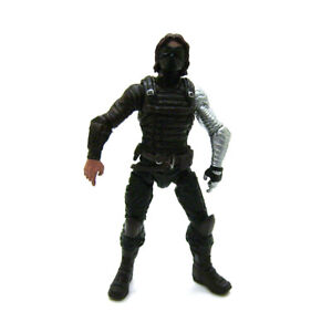 "Marvel Universe Captain America Movie Winter Soldier 3.75"" Loose Action Figure"
