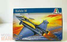 ITALERI 036 avion-Kit rafale M 1:72 (OVP)