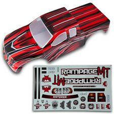 Redcat Racing 50912 1/5 Truck Body Rampage MT, Rampagext