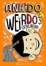 NEW Extra Weird! by Anh Do Paperback FREE Postage
