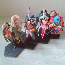 Used One Piece Shichibukai Collectable Figure Set Banpresto Seven Warlords