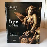 Dominique Fernandez Praga E La Boemia Foto Ferrante Ferranti Stock 1994