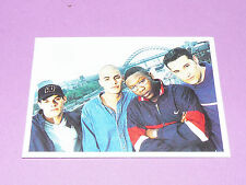 N°14 ANOTHER LEVEL PANINI SMASH HITS PLANET POP 1998 FRANCE COLL. '99