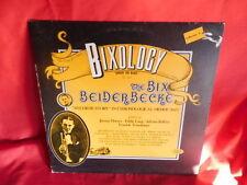 THE BIX BEIDERBECKE Bixology Vol 4 Jazz LP ITALY 1973 MINT- Collector's Edition