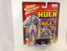 Johnny Lightning the Incredible Hulk 33 Ford Delivery Die-Cast Car NIP