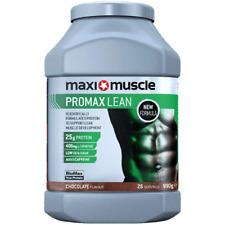Maxi Muscle Promax Lean Chocolat poudre de protéine 990 g 26 portions * BB 27/10...