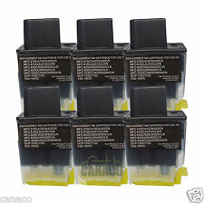 6 Black LC41BK Compatible ink cartridge for Brother MFC-210C MFC-420CN MFC-620CN