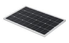Solarmodul 100W Solarpanel 12V Monokristallin Wohnmobil Caravan 4 Busbars