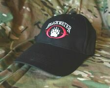 IRAQ WAR GREEN ZONE EMBASSY PRIVATE SECURITY CONTRACTOR PMC BSC Ball Cap (black)