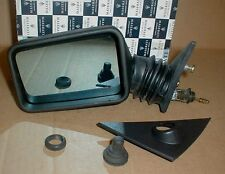 Maserati Biturbo  SIDE VIEW MIRROR Early outside rear   318120107