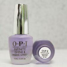 OPI Infinite Shine Base Coat PRIMER - Air Dry 10 Day Nail Polish 0.5 oz IS T10