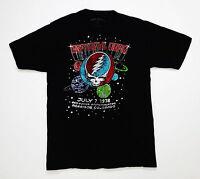 Grateful Dead Shirt T Shirt Red Rocks Colorado July 1978 7/7/78 Space SYF GDP L