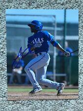 Jordan Akins Signed Autographed Auto 8x10 Photo Houston Texans TE Former Ranger