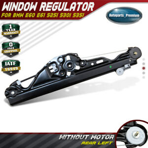 Power Door Window Regulator fits BMW 04-10 5 Series /& 06-10 M5 Driver Rear Lift