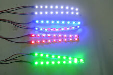 1/10 - 1/16  scale universal led light  Strips 2 sets  for LOSI, HPI, TAMIYA,
