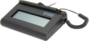 TOPAZ SigLite T-S460-HSB-R (USB)  Electronic Wired Signature Capture Pad L460