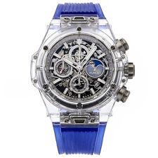 Hublot Big Bang Unico Calendar Auto Sapphire Crystal Mens Watch 406.SX.0120.RT