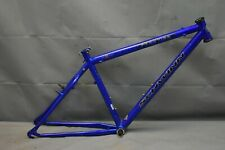"1998 Schwinn Frontier Vintage MTB Bike Frame Medium 17"" Hardtail Steel Charity!"
