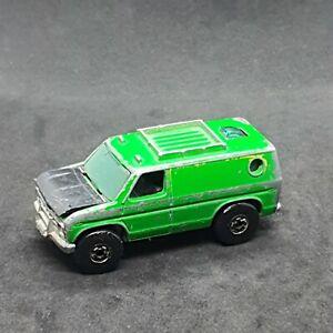 Baja Breaker Flying Colors Green Hot Wheels Die-Cast Vehicle 1977 Hong Kong