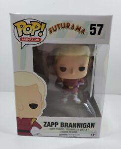 Pop! Television: Futurama Zapp Brannigan Vinyl Figure #57 by Funko